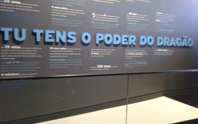 Visita ao Museu do Dragão